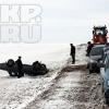 ТАТАРСТАНЕ С ТРАССЫ ЛЕГКОВУШКУ СНЕСЛО ВЕТРОМ
