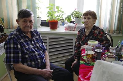 Дома временного проживания пожилых людей