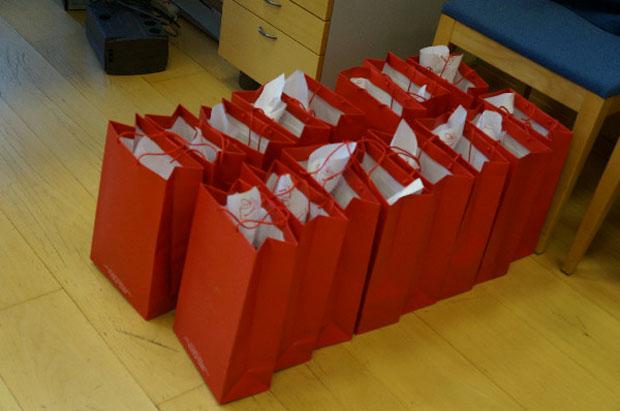 Подарки для всей компании