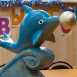 видео как сделать дельфина из банана