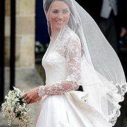 В Казани свадебное платье Кейт Миддлтон продают за 30 тысяч рублей