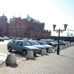 Как припарковаться у казанского вокзала