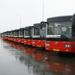 В Казани вновь меняется схема движения общественного транспорта.